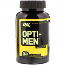 �������� Optimum Nutrition Opti-Men 150tab