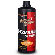 �-�������� Power system L-carnitine Strong 120000�� 1000��