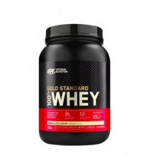 ������� Optimum Nutrition 100% Whey protein Gold Standard 909gr
