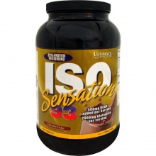 ������� Ultimate Nutrition ISO Sensation 910�