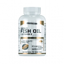Витамины King Protein Fish Oil+ Vitamine E 90 капсул