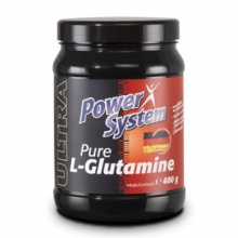 �������������� �������� Power System Pure L-Glutamine 400g